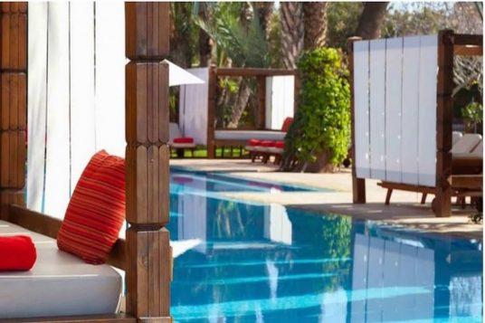 Sofitel Marrakech Lounge and Spa 4