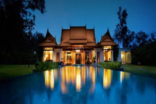 The Banyan Tree le must du luxe à Phuket 5