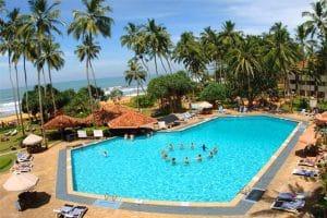 Une des plus belles plages du Sri Lanka l'hôtel Tangerine Beach 4 2