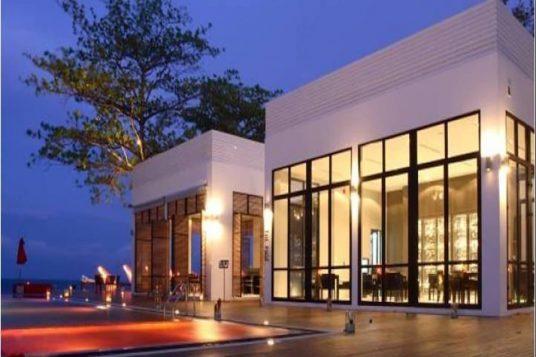 l'hôtel The Library à Koh Samui en Thaïlande 1