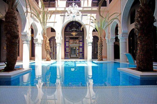 fes palais sheherazade